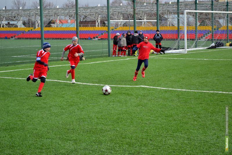 У тамбовской «Академии футбола» появится младший брат