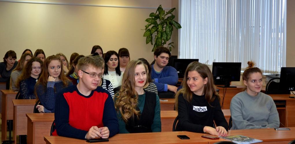 В Тамбовском филиале РАНХиГС остоялась открытая лекция по брендингу