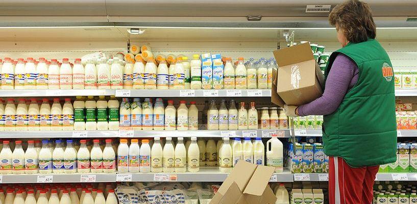 Половине россиян показалось, что в декабре цены на продукты сильно выросли
