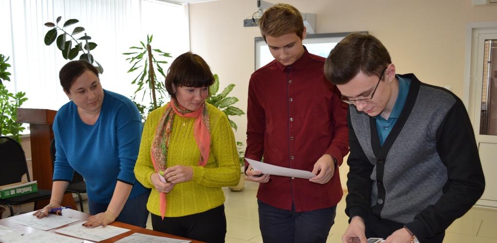 Студенты Тамбовского филиала РАНХиГС проходят обучение в Школе молодежного предпринимательства