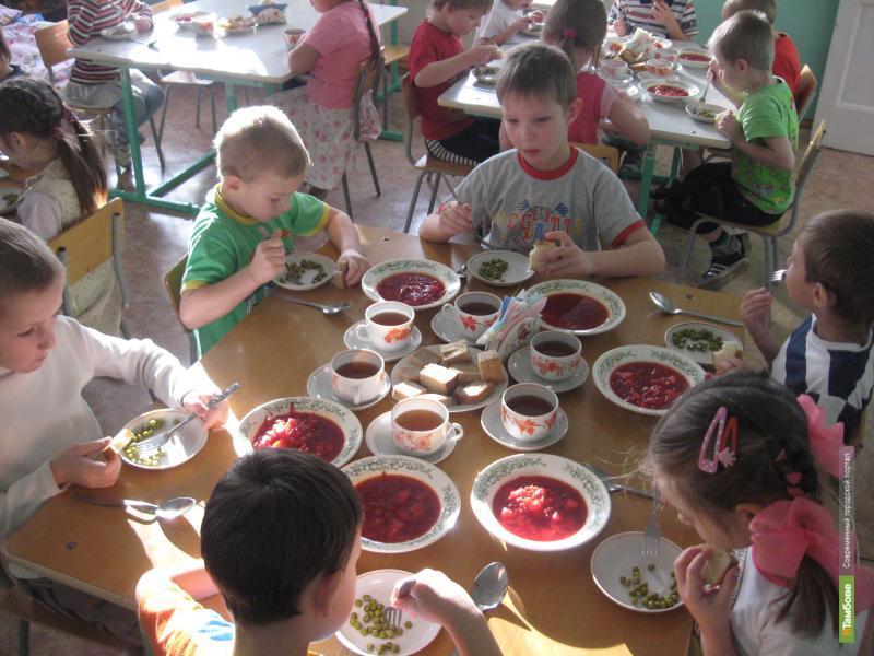 На Тамбовщине работники детского сада нарушали требования СанПиН