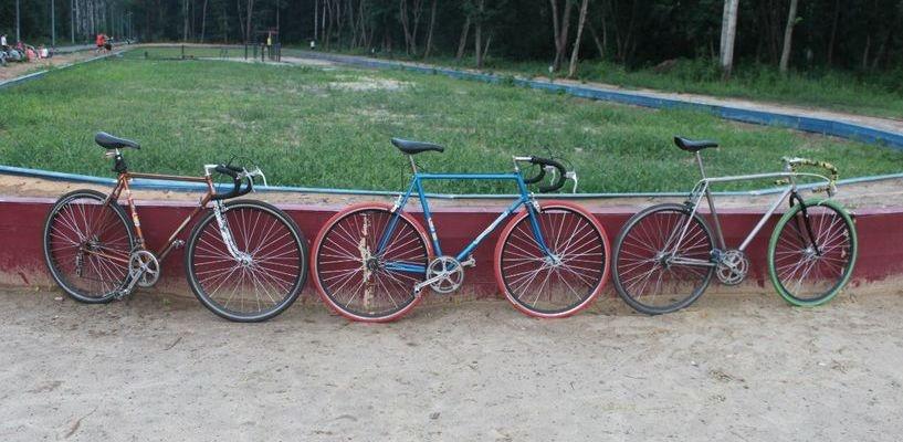 В парке «Дружба» уже можно позаимствовать велосипед