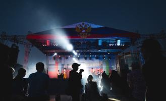 Тамбовские власти планируют приобрести свою собственную сцену для празднования Дня города