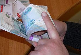 Тамбовчанина обокрали в бане на 40 тысяч рублей