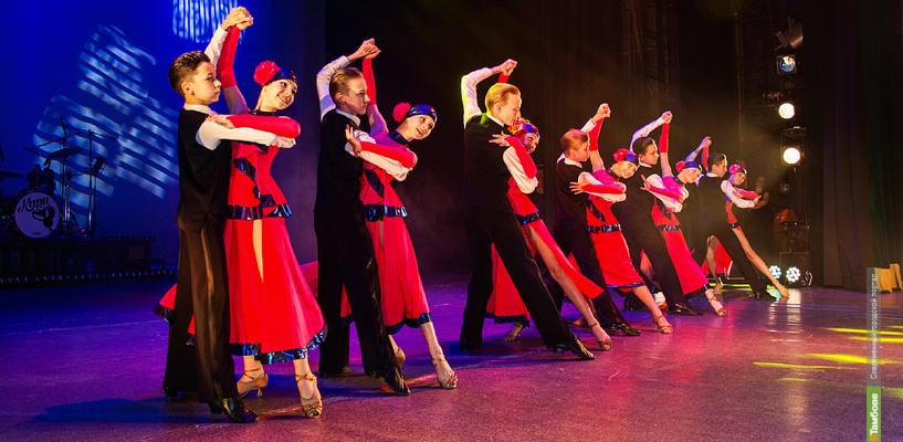 Юниорский состав ансамбля «Цвета радуги» стал пятикратным чемпионом России