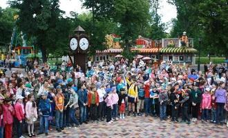 В выходные в городе появится квартал детства