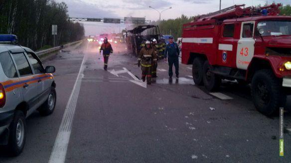 Опубликован список погибших тамбовчан в автокатастрофе в Ступино