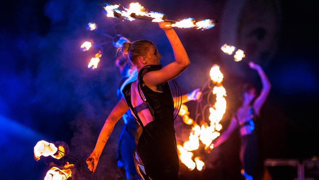 В Котовске состоится грандиозное огненное шоу