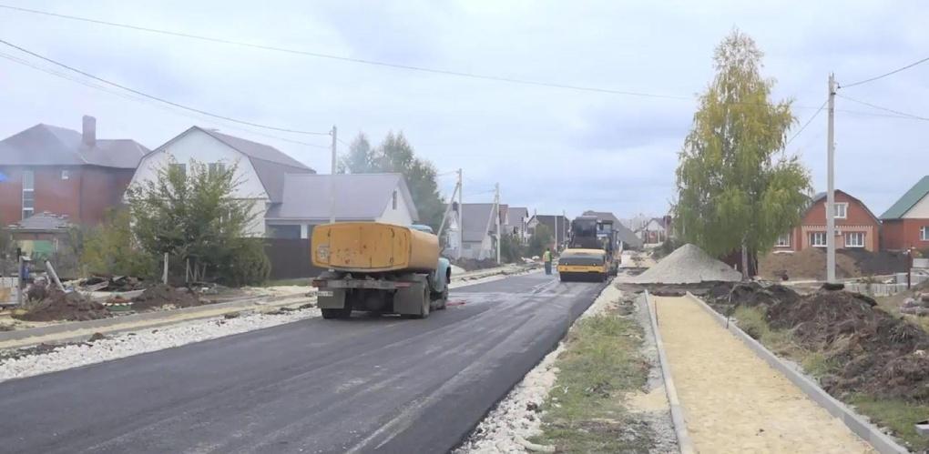 До конца года в Радужном появится более 6 километров новых дорог