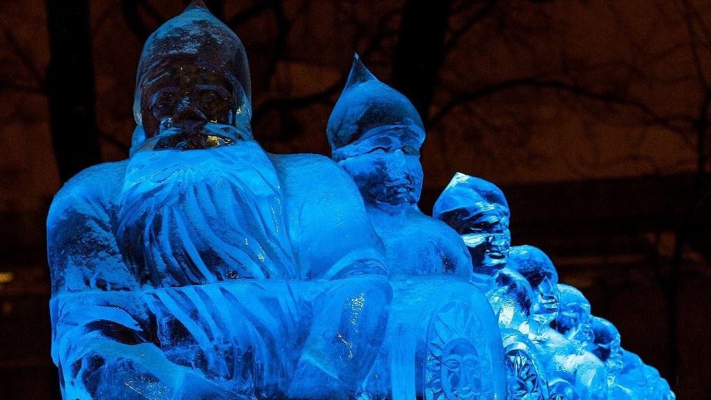 В усадьбе Асеевых вновь пройдёт фестиваль ледяных скульптур