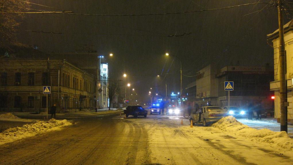 В Тамбове в ДТП пострадал 7-летний мальчик