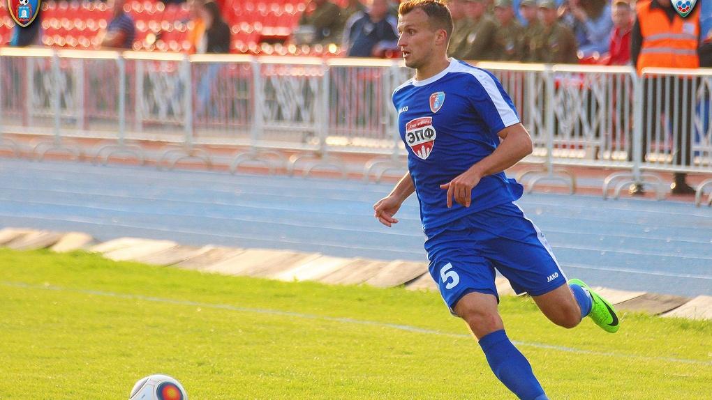 Футболист «Тамбова» может стать лучшим игроком в ФНЛ