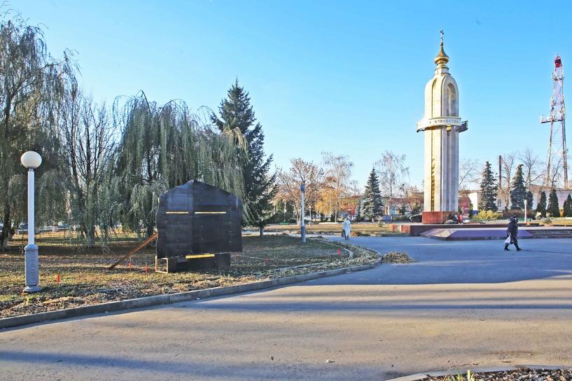 В Мичуринске установят памятник героям