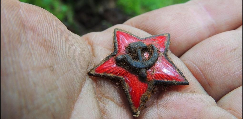 На Тамбовщину передадут останки бойца, найденные в Тверской области