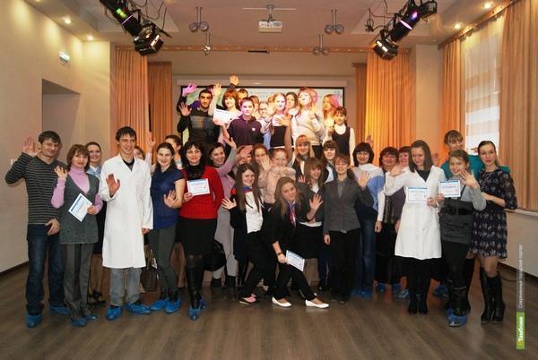 Тамбовские волонтёры присоединились к Всероссийской акции «Вырасти книгу»