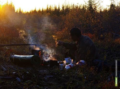 Единороссы угостят тамбовчан чаем у костра