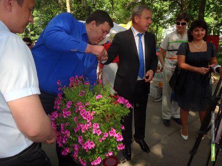 В Тамбове откроют цветочный базар