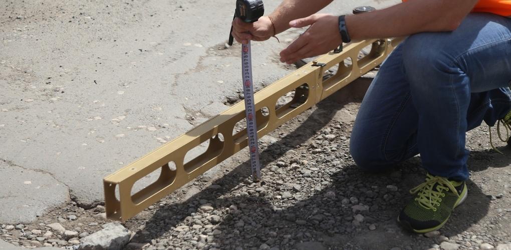 Тамбовщина поднялась в рейтинге дорожного ремонта