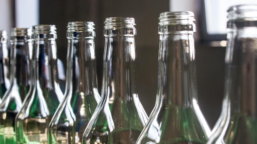 Минздрав РФ не оценил идею публиковать на бутылках с алкоголем страшные картинки
