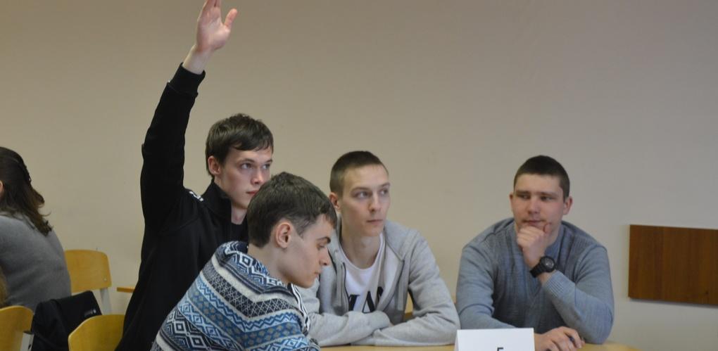 В Тамбовском филиале РАНХиГС определили победителей олимпиады по логике