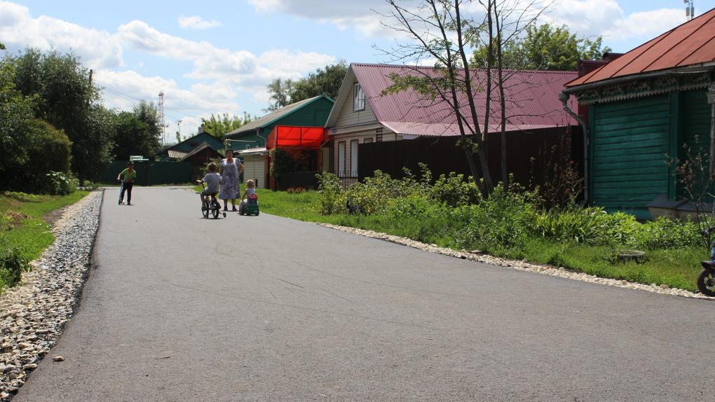 В Мичуринске отремонтируют 57 дорог