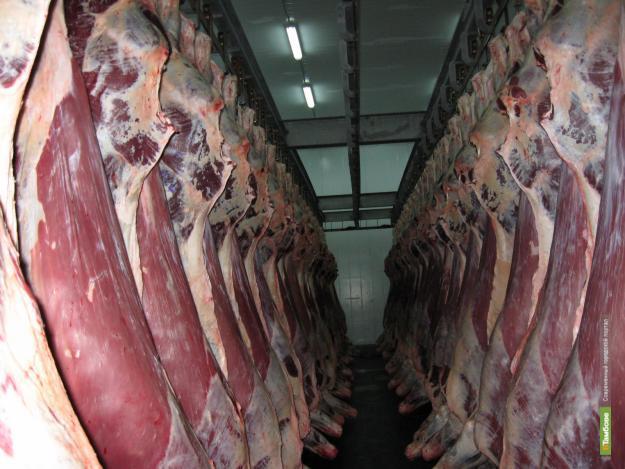 Олег Бетин попросил у Минсельхоза денег на переработку свинины
