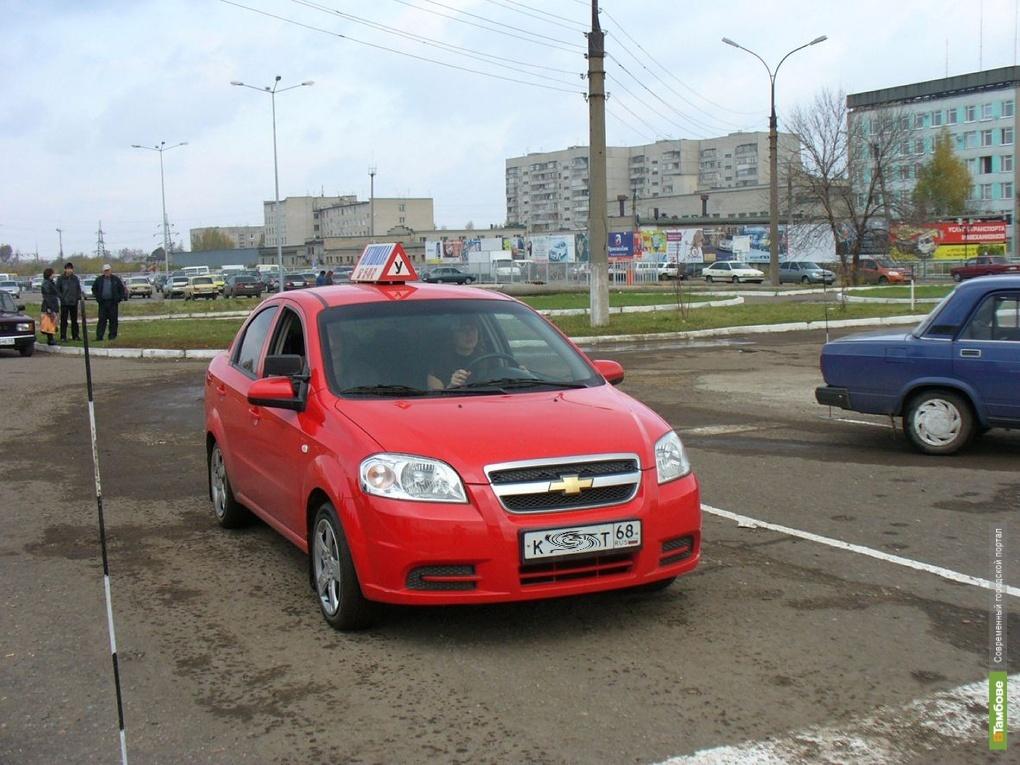 Тамбовчане стали чаще покупать машины