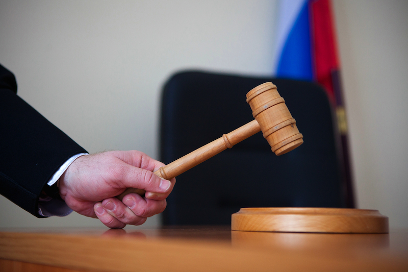 Адвоката осудили за покушение на мошенничество