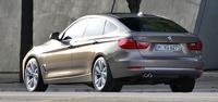 Пятидверный хетчбэк BMW 3 GT попался в объектив фотошпионов