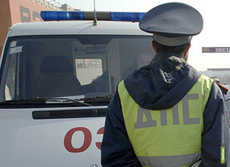 За минувшие выходные в ДТП погибло двое тамбовчан
