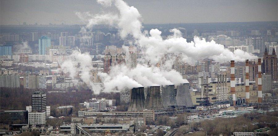 Экологи назвали самые грязные города России
