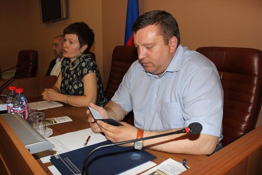 Алексей Кондратьев стал членом «Русского географического общества»