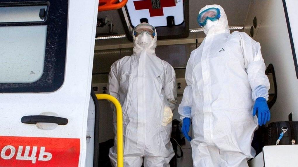 Тамбовские медики получили доплату за работу с коронавирусными больными