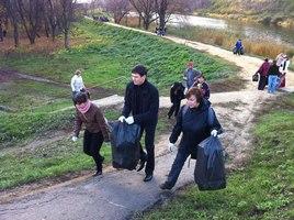 Тамбовские студенты очистят от мусора 12 городских скверов