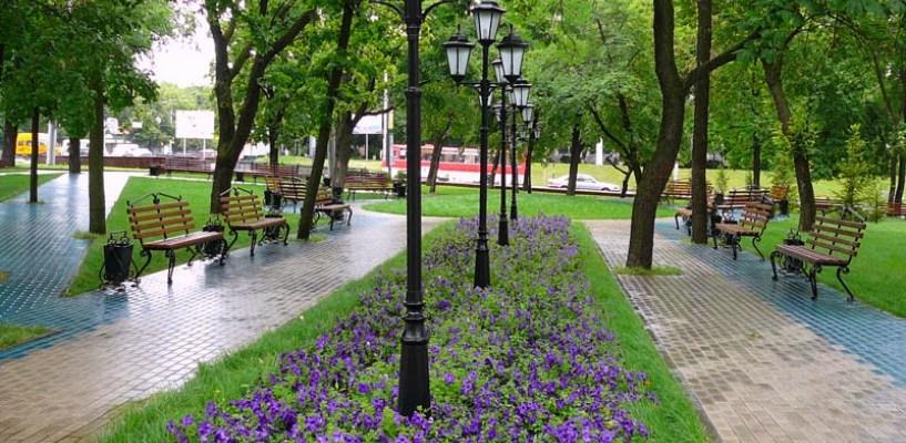 На благоустройство парков и скверов Тамбовщина получит почти 5 млн рублей