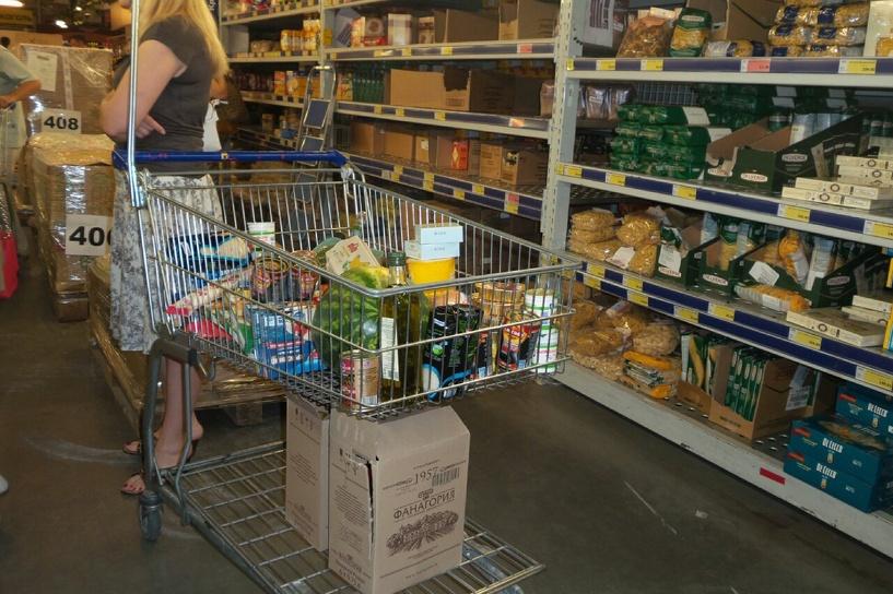 Росстат зафиксировал первый рост цен после введения «продовольственного эмбарго»