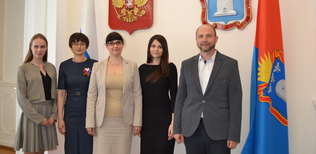 Тамбовский филиал РАНХиГС принял участие в семинаре по развитию общественного самоуправления