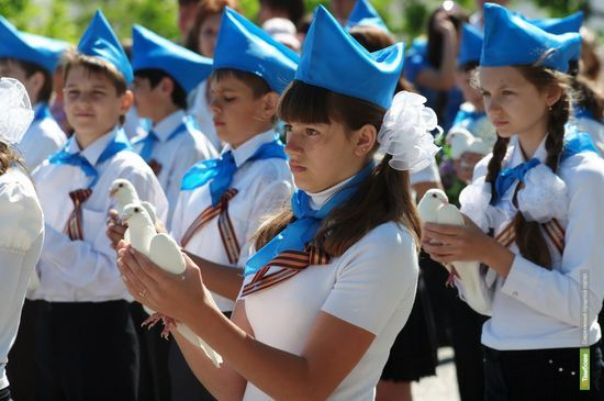 Союз детских организаций празднует юбилей