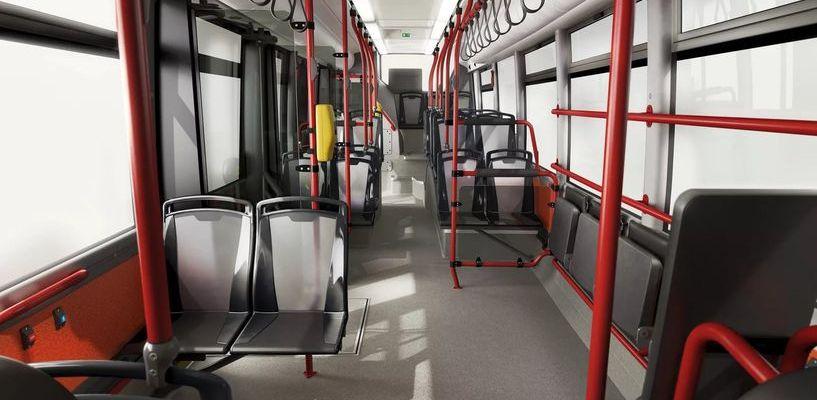 В понедельник на время изменится схема движения общественного транспорта