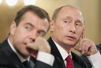 Медведев и Путин провели на яхте отличные выходные