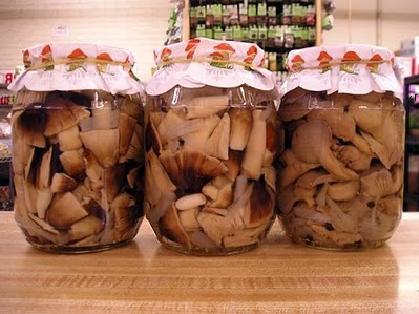В Тамбовском районе пенсионерка отравилась грибами