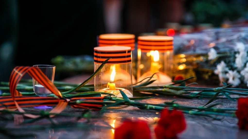 В Тамбове вновь зажгут «Свечу памяти»
