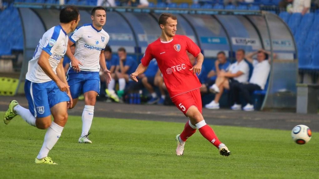 Защитник Евгений Шляков попал в сферу трансферных интересов ФК «Оренбург»