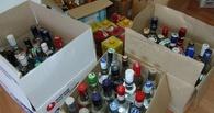 В минувшее воскресенье в городе прикрыли два подпольных алкомаркета