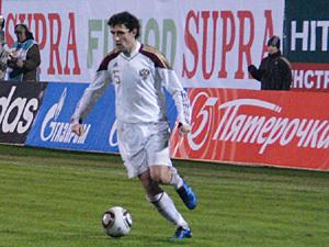 Юрий Жирков стал дешевле на 6 млн. евро