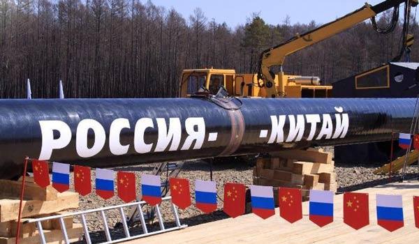 Китай отказался подписать с Россией контракт по газу из-за цены