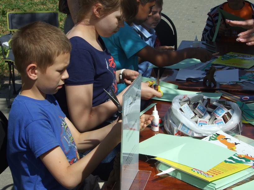 В Тамбове прошел фестиваль детского творчества «Созвездие талантов»