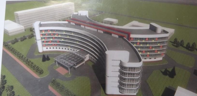 Ещё одну бригаду рабочих направят на строительство перинатального центра в Тамбове