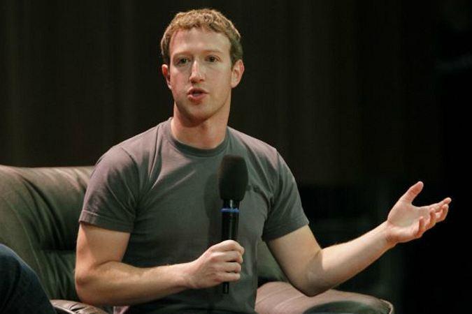 Читай, как Цукерберг: основатель Facebook дал себе новогоднее обещание