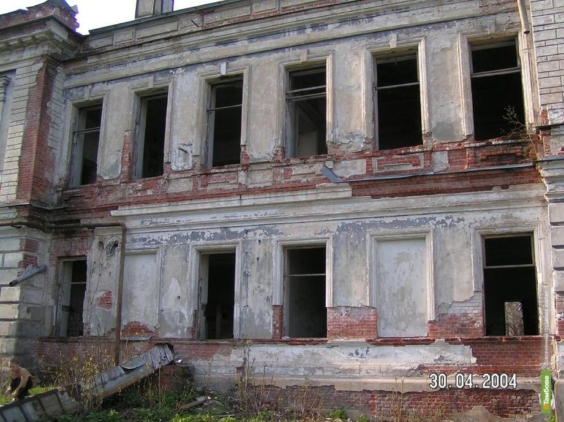 Усадьбу Асеева в Рассказово отреставрируют за 206 млн рублей